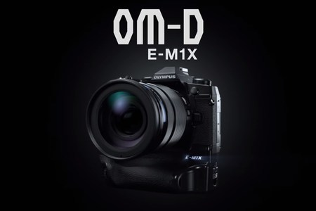 Olympus OM-D E-M1X - Function introduction movie (EN)