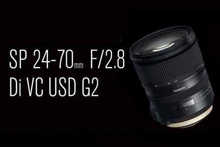 Tamron SP 24-70/2,8 Di VC USD G2