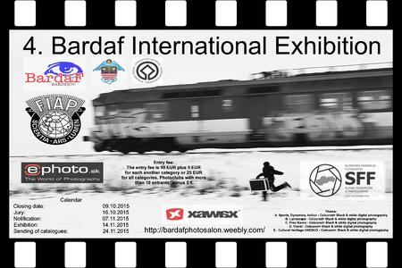 4. Bardaf International Exhibition