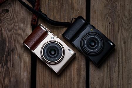 Fujifilm predstavuje nový kompakt XF10