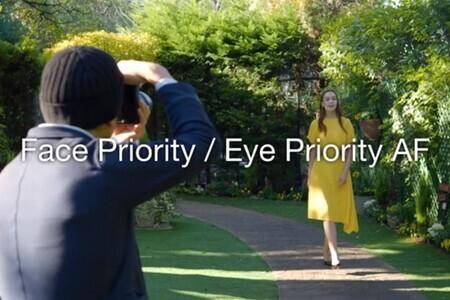 Advanced Face Priority-Eye Priority AF - Olympus OM-D E-M1 Mark