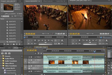 Adobe Premiere - střih v programu krok po kroku