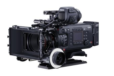 Filmové novinky Canon