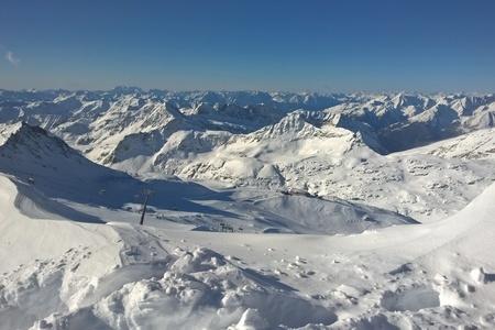 Mölltalský ľadovec má najlepší sneh na juhu Rakúska