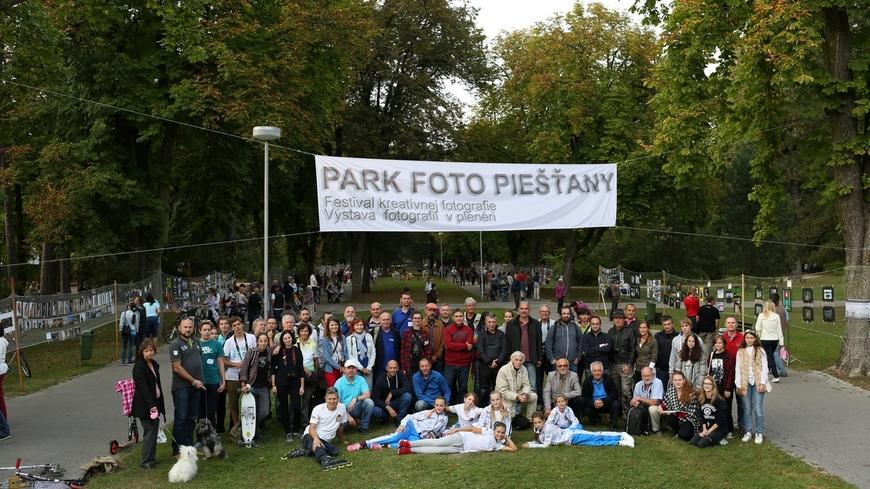 12. ročník PARK FOTO Piešťany 2017