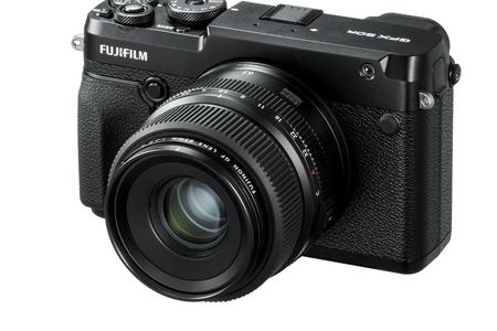 Photokina 2018 - FUJIFILM GFX 50R v rangefinder štýle