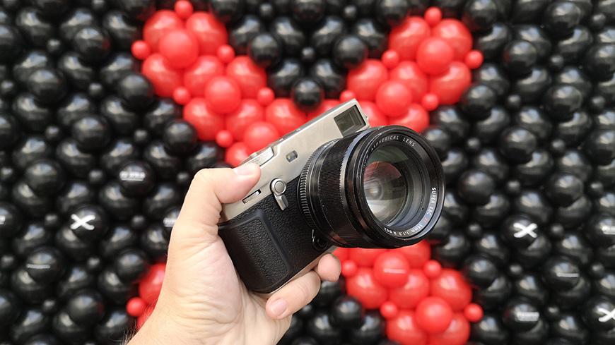 S Fujifilm X-Pro 3 v Prahe