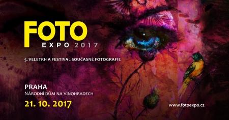 FOTOEXPO 2017 – v obležení fotografických hvězd!