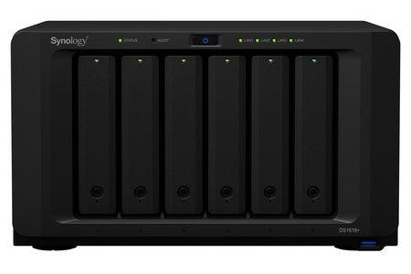 Spoločnosť Synology® predstavuje zariadenie DiskStation DS1618+