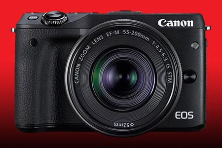 Canon EOS M3 - CSC fotoaparát s pokročilejším ovládaním