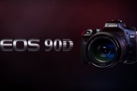 Here is the Canon EOS 90D