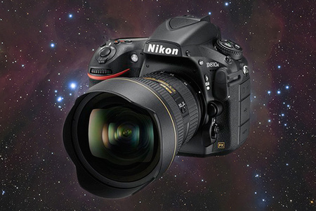 Nikon D810a – Prvý full frame na astrofotografiu