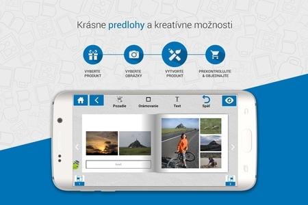 Fotokniha v smartfóne
