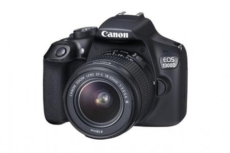 Canon EOS 1300D + Connect Station CS100 Smartphone App