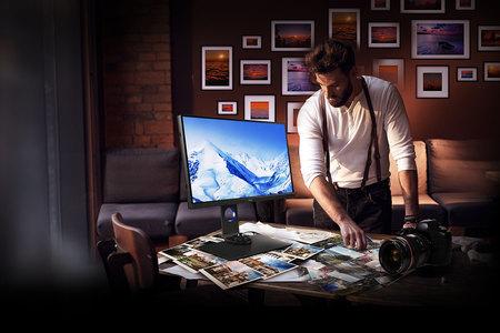 BenQ uvádí nový PhotoVue monitor SW270C
