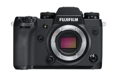 Fujifilm predstavuje nový fotoaparát X-H1