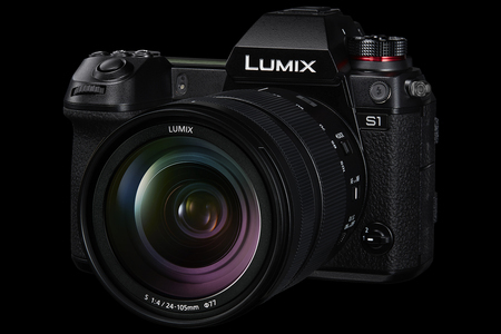 Softwarový upgrade pro Full-Frame LUMIX S1