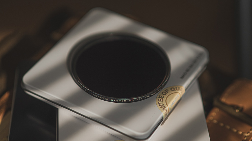 VFFOTO filters magnetic system