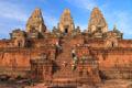 Kambodža - Angkor Wat 2