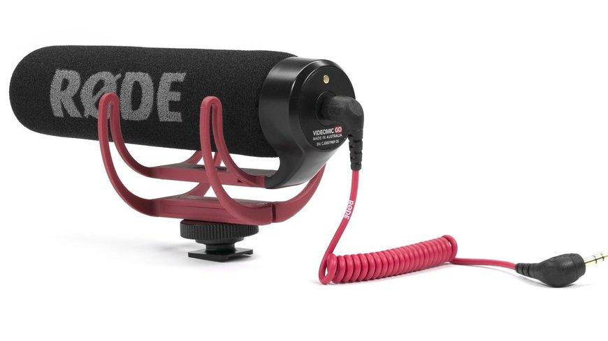 Jak připevnit externí mikrofon na kameru nebo zrcadlovku?