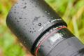 Makro v daždi