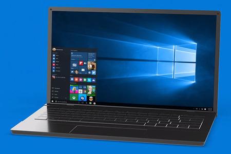 Fotografovanie tapety pre Windows 10