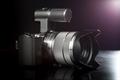 Sony ECM-SST1 - externý mikrofón pre fotoaparáty NEX