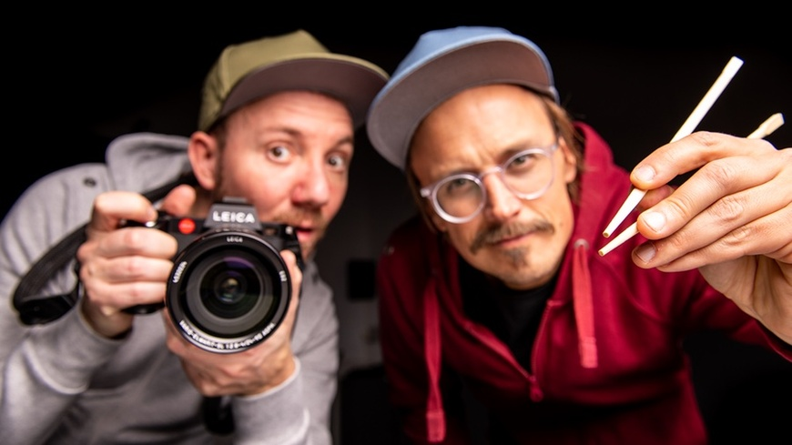 Video: Zmenšená fotografia objektu