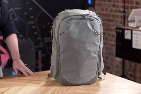 Travel Backpack 45L - Setup & Use