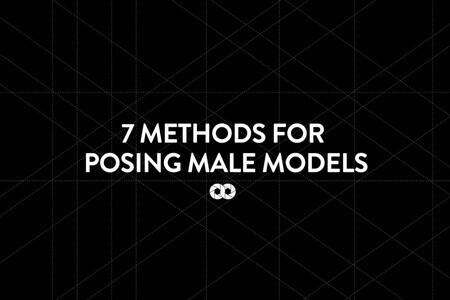 7 methods for posing male models
