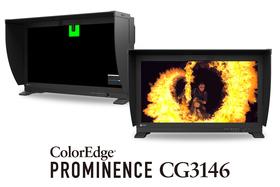 Referenční HDR monitor ColorEdge PROMINENCE CG3146 oceněn