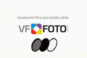 Jak pečovat o fotografické filtry - grafitová tužka VFFOTO