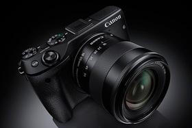 CSC fotoaparáty - Canon EOS M