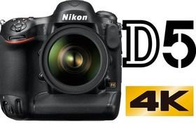 Vývoj digitálnej jednookej zrkadlovky Nikon D5