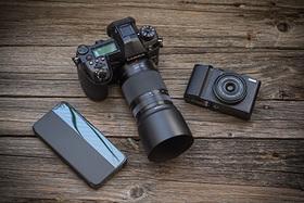 Rozdelenie digitálnych fotoaparátov (2018)