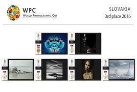 Výsledky súťaží Color awards 2016, WPC 2016, FEP 2016 a European photographer