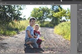 Jak naladit fotku do hnědých odstínu v ZPS X