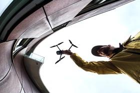 Kreatívne fotografie s dronom