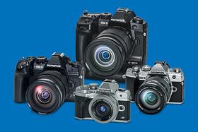 Vybrané bezzrkadlovky Olympus s okamžitou zľavou až 200€