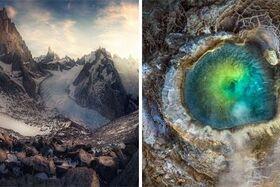 Najlepšie panoramatické fotografie z roku 2020