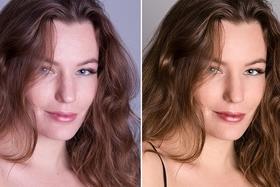 Naučte sa retušovať portrét. Vďaka ZPS to bude hračka.