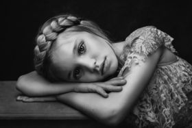 Najlepšie fotografie z fotosúťaže B&W Child Photography 2017