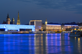 Skvelé miesta na fotografovanie v Linzi a v Dunajskom regióne Horného Rakúska
