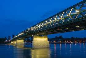 Bratislava - nový Starý most