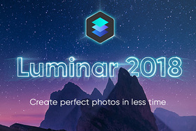 Luminar 2018 III. -  LUT Mapping