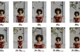 Najlepšie portrétne objektívy