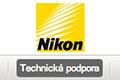 Nikon - technická podpora
