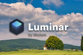 Skylum Luminar 4 - jarná krajina