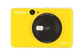Nové instantné fotoaparáty Canon Zoemini S a Zoemini C