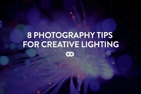 8 DIY svetelných trikov pre kreatívne fotografovanie